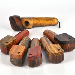 """SKYTOPPER WOOD PIPE 4"""" - USA"""