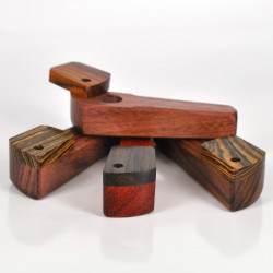 """SKYTOPPER WOOD PIPE 4"""" - USA TP21"""