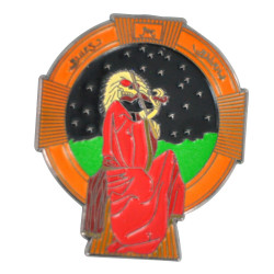 Blues For Allah Hat Pin Limited Edition*