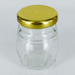 "Jar With Lid 2.5"" X 2"""