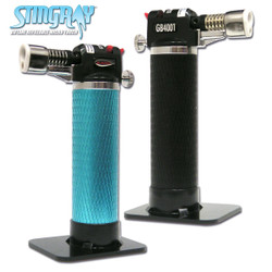 Blazer Stingray Butane Torch - Black