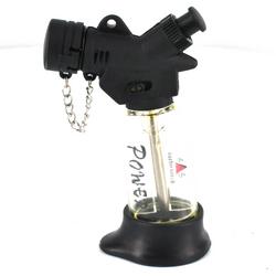 "Butane Jet Flame Metal Windproof Lighter Wand 3.3"""