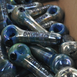 """Bronk-a-Donk 2: The Re-Donkening 05"""" Colorado Fumed Pipe"""