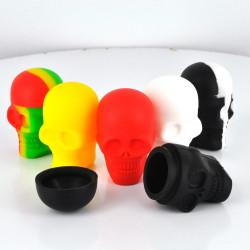 Medium Silicon Skull Container 15ml