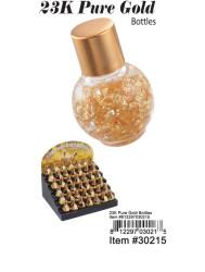 23K Pure Gold Bottle
