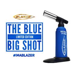 Limited Edition Blue Big Shot, By Blazer