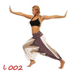 Daniel's Formal Casual Lantern Harem Pants (One Size) YCL-002