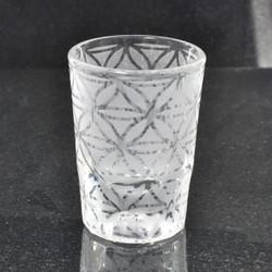 Sacred Geometry Laser Engraved Libbey 5126 2oz Shot Glass (Full Wrap)
