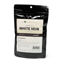 AK Botanicals White Vein 4oz Powder