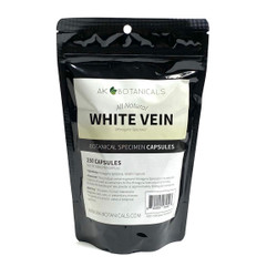 AK Botanicals White Vein 250 Caps