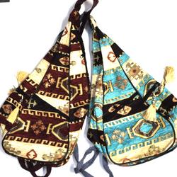 """Turkish Banana Shoulder Bag 20"""""""