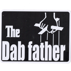 Dabfather Sticky Boy High Quality Sticker