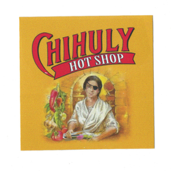 Chihuly Hot Shop High Quality Sticker by Jose