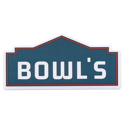 Bowls Sticky Boy High Quality Sticker