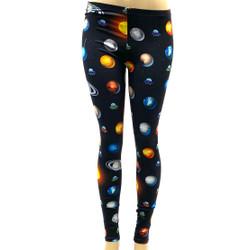 Encyclopedia Planets Pants Leggings One Size Fits Most