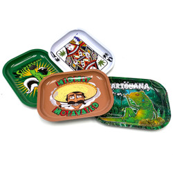 DabPadz Rolling Tray Assorted 1 Count
