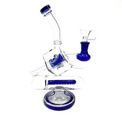 Acid Drop Sugar Cube Plus Inline Glass Water Pipe