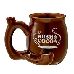 Kush and Cocoa Brown Mug