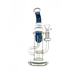 Sir Wags-A-Lot Rig Water Pipe 1 Count Assorted