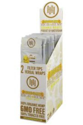 Banana Goo High Hemp Organic Blunt Wraps (25-2pc Packs)