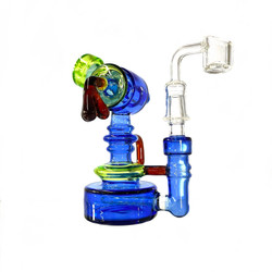 Plumber Sack Glass Water Pipe 1 Count