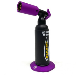 Royal Purple Scope and Stack Full Set Turbo Guard Cover (Base, Knob & Nozzle) - TORCH NOT INCLUDED