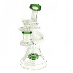 Six Inch Tall 6cm Ball Six Hits to Fall Water Pipe