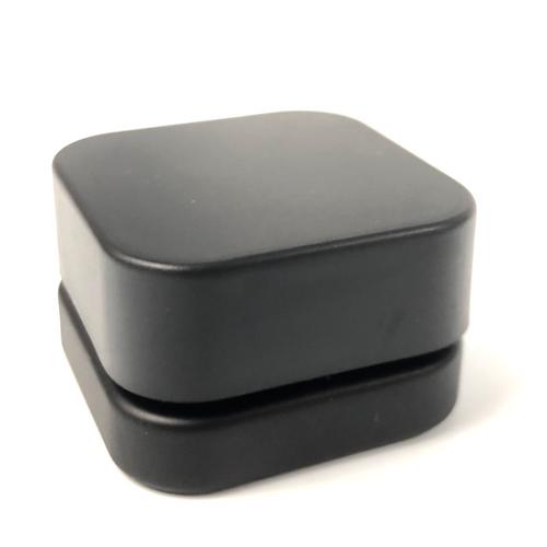 5ml Qube Jar Black on Black Child Safe