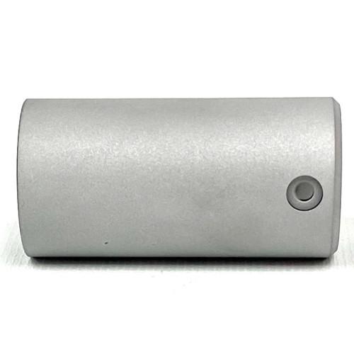 Exclusive Matte Silver Turbo Metal Nozzle Guard for Blazer Big Shot / Big Buddy Butane Torches