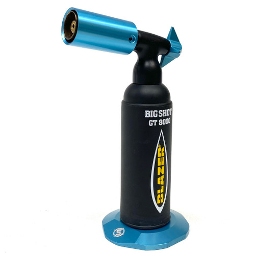 Atlantis Teal Scope and Stack Full Set Turbo Guard Cover (Base, Knob & Nozzle)- TORCH NOT INCLUDED