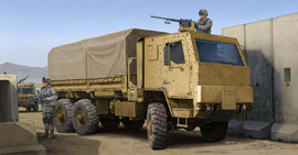 Trumpeter 1008 1/35 M1083 FMTV (Family of Medium Tactical Vehicle) Cargo Truck w/Armored Cab