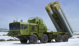 Trumpeter 1057 1/35 Russian 40N6 of 51P6A TEL S400 Surface-to-Air Missile System