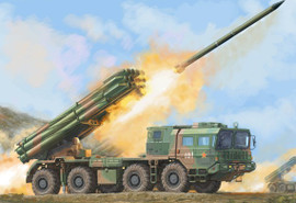 Trumpeter 1069 1/35 Chinese PHL03 Multiple Launch Rocket System