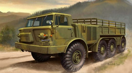 Trumpeter 1073 1/35 Russian Zil135 Military truck w/Stake Body