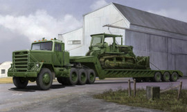 Trumpeter 1078 1/35 M920 Tractor Tow w/M870A1 Semi-Trailer