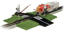 Bachmann 96214 G Scale Accessories  1:20.3 Scale -- Crossing Gate (Operational)