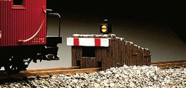 LGB 10310 G Scale Lighted Track Bumper