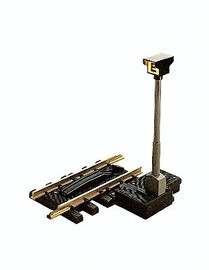 """LGB 10560 G Scale Electric Uncoupler Track -- 150mm/5.90"""""""