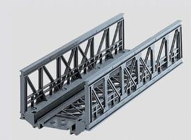 Marklin 7262 HO Scale K/M Truss Bridge -- 7-1/8