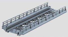 Marklin 7268 HO Scale K/M BRIDGE RAMP STR 7-1/8