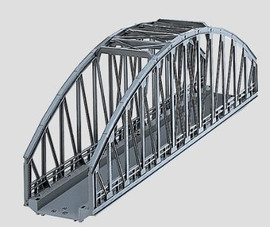 """Marklin 74636 HO Scale C-Track -- Arched Bridge - 14-3/16""""  36cm"""