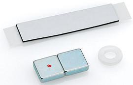 Marklin 7558 HO Scale Magnet Set -- For Cars - Set of 2
