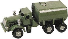 Railway Express Miniatures 2171 N Scale Kit Construction Equipment -- Euclid Tank Truck