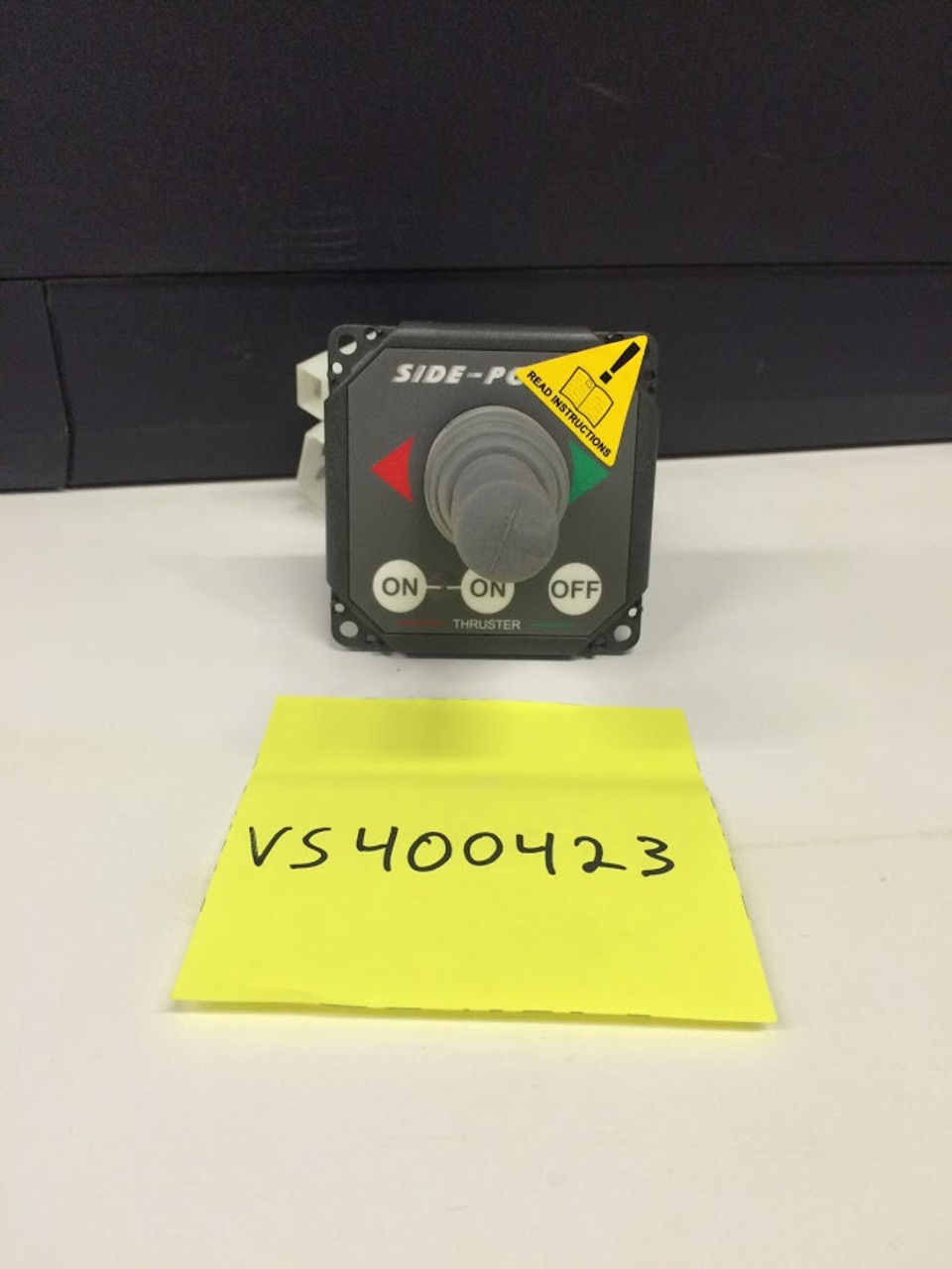 Thruster Joystick Control