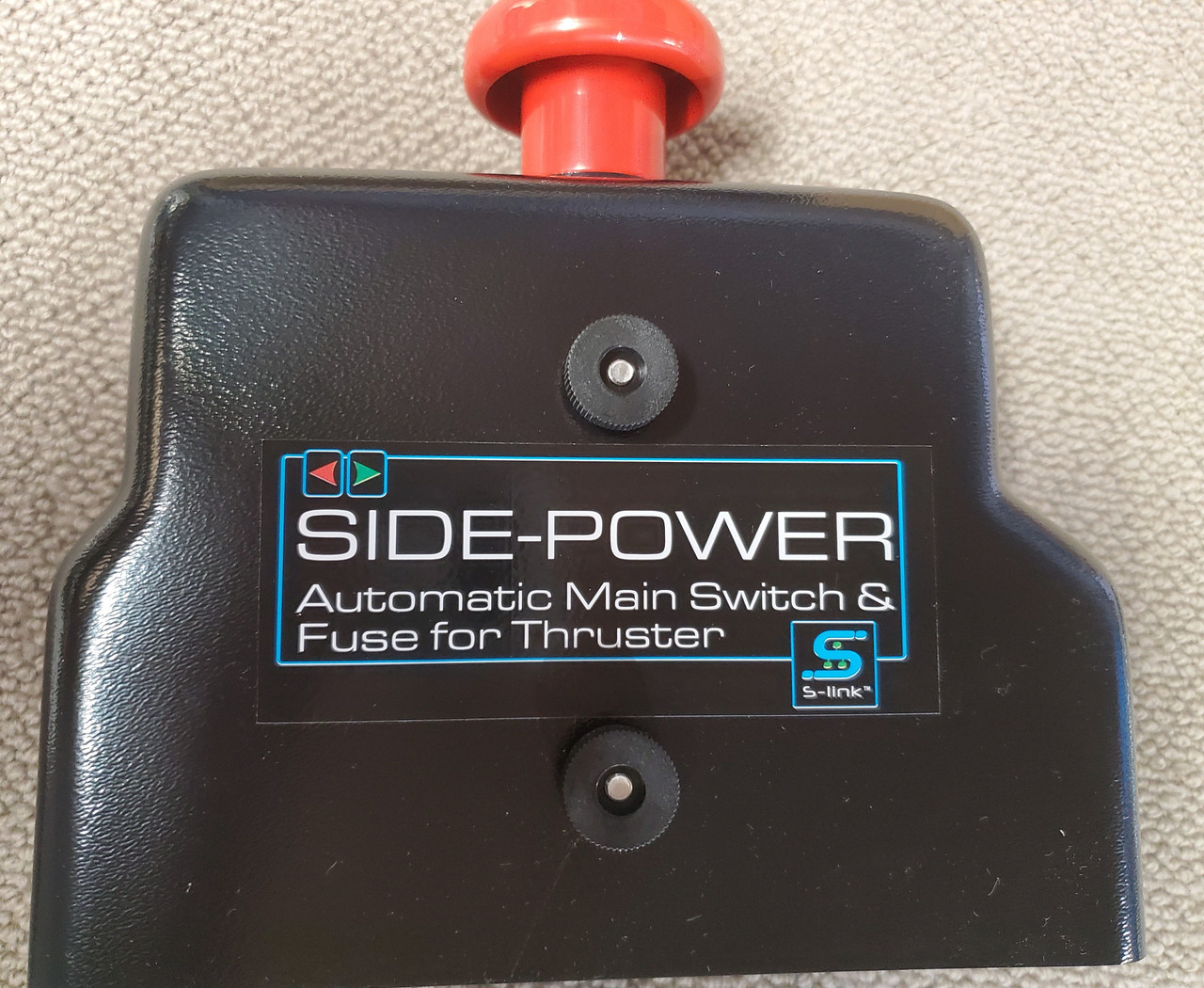 Automatic Main Switch (S-Link, 24V)