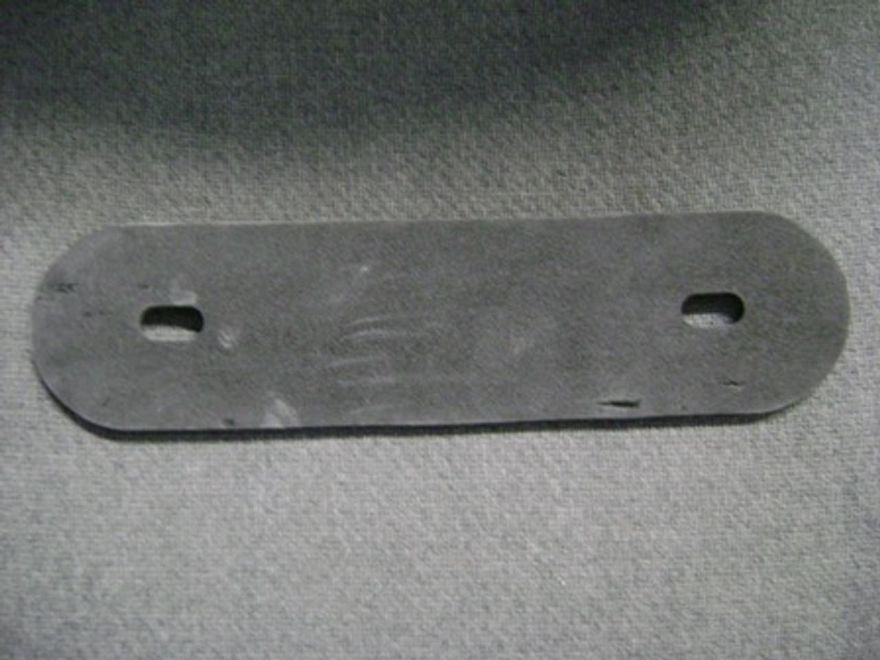 Hull Zinc Backing Sheet (Small)
