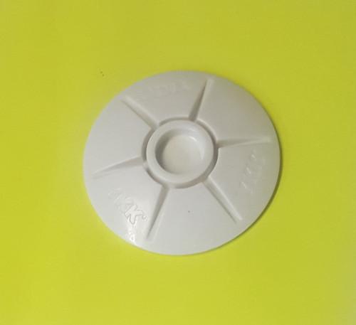 """Snap Fastener Socket (White, 40MM 1.5"""")"""