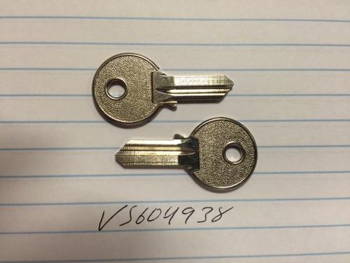 Key Blank for Opacmare Door - Very Short