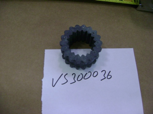 Bow Thruster Rubber Coupling #8