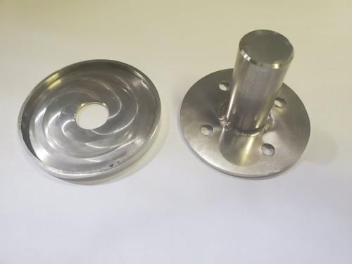 Table Insert (Threaded S/S Table Leg Base Socket)